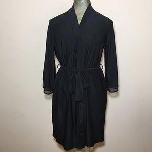 Gilligan & O'Malley Robe Sleepwear Sz M/ L